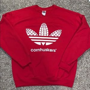 Other - Nebraska Cornhusker Sweatshirt